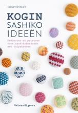 Susan Briscoe , Kogin Sashiko Ideeën