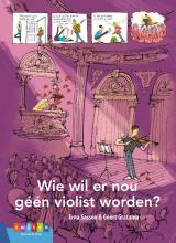 Erna Sassen , Wie wil er nou géén violist worden?