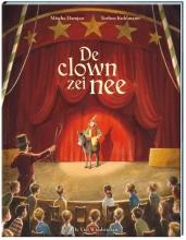 Mischa Damjan , De clown zei nee