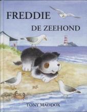 Tony  Maddox Freddie de zeehond