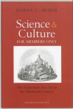 Donna C. Mehos , Science and Culture for Members Only