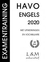 H.G.A. Honders , Examentraining HAVO Engels 2020