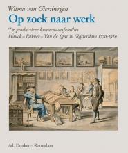 Wilma van Giersbergen , Op zoek naar werk
