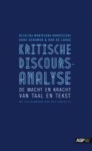 Hans Schuman  Rob de Lange, Kritische discoursanalyse