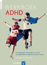 Lawrence  Shapiro Werkboek ADHD