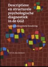 Jan J.L. Derksen , Descriptieve en structurele psychologische diagnostiek in de GGZ