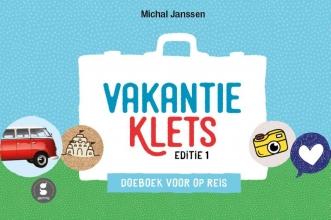 Michal  Janssen Vakantieklets editie 1