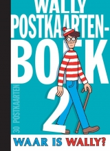 Martin  Handford Waar is Wally - Postkaartenboek 2