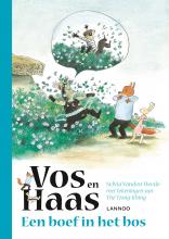 Thé Tjong-Khing Sylvia Vanden Heede, Vos en Haas - Een boef in het bos