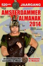 Mohamed  El-Fers Amsterdammer almanak  2014