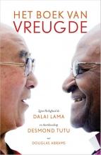 Douglas Abrams Dalai Lama  Desmond Tutu, Het boek van vreugde