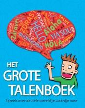 Mick  Webb Het Grote Talenboek