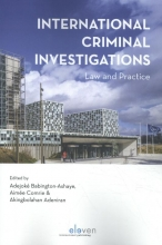 Akingbolahan Adeniran Adejoké Babington-Asahye  Aimée Comrie, International Criminal Investigations