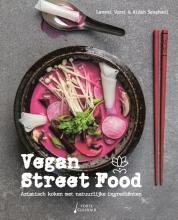 Aidah Samphani Lamyai Vozzi, Vegan street food