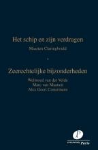 Alex Geert Castermans Maarten Claringbould  Welmoed van der Velde  Marc van Maanen, Het schip en zijn verdragen