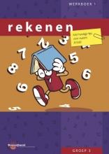 Rekenen / Groep 3 / deel Werkboek 1
