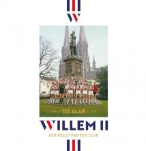 Frans van den Nieuwenhof Matty Verkamman  Henk Mees, Willem II - een beeld van een club