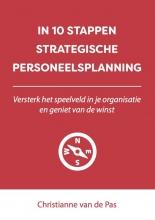 Christianne van de Pas , In 10 stappen strategische personeelsplanning