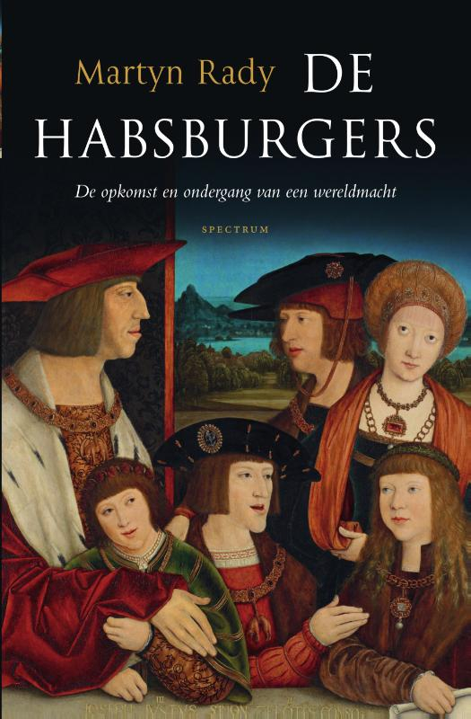 Martyn Rady,De Habsburgers