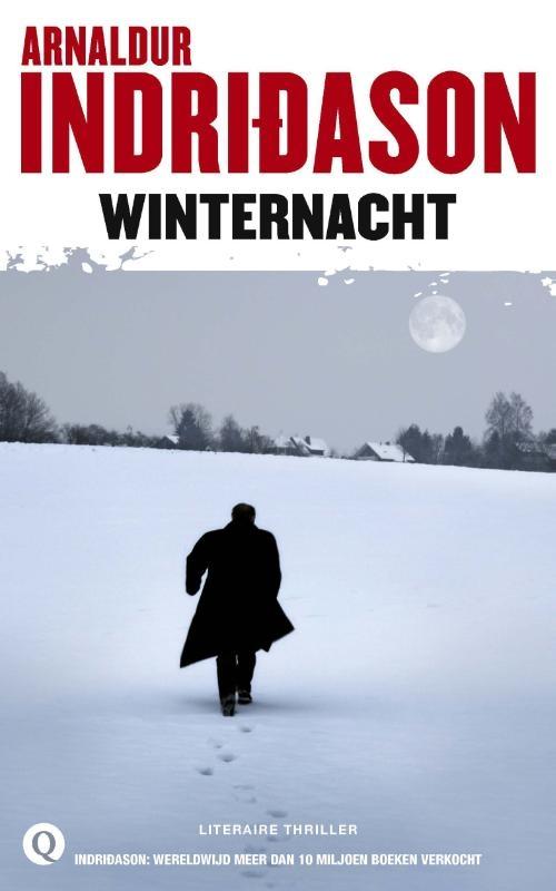 Arnaldur Indridason,Winternacht