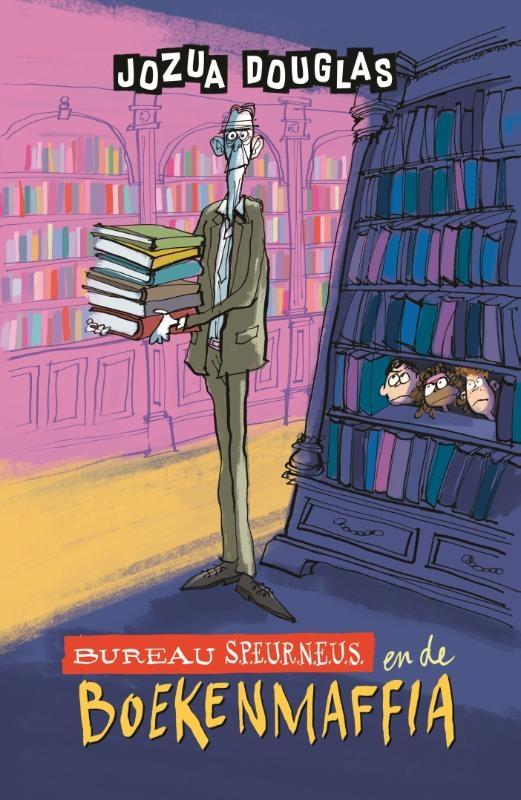 Jozua Douglas, Geert Gratama,Bureau Speurneus en de boekenmaffia