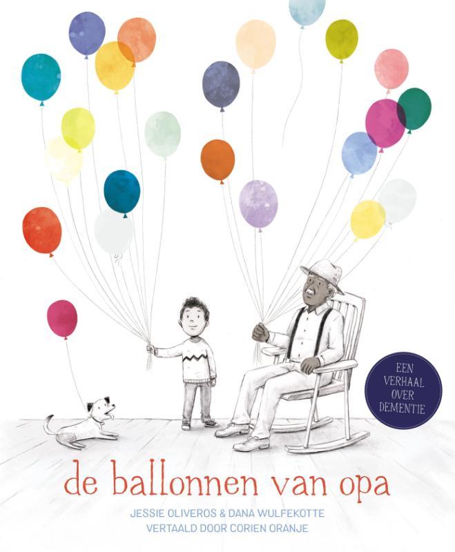 Jessie Oliveros,De ballonnen van opa