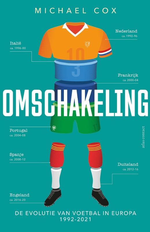 Michael Cox,Omschakeling