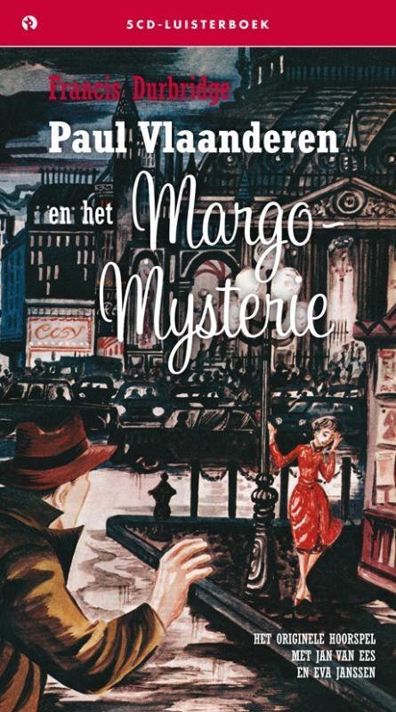 Francis Durbridge,Paul Vlaanderen en het Margo mysterie