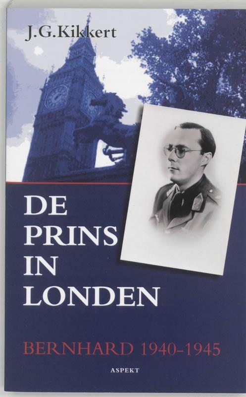 J.G. Kikkert,De prins in Londen