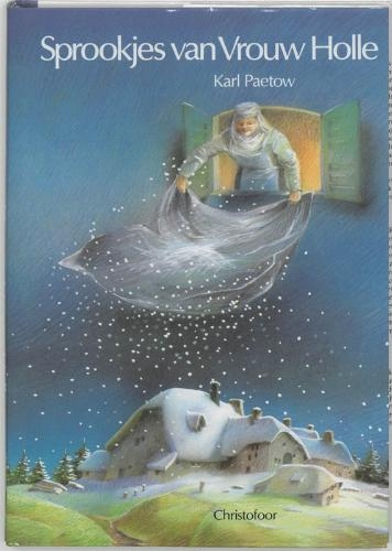 K.  Paetow,Sprookjes van Vrouw Holle