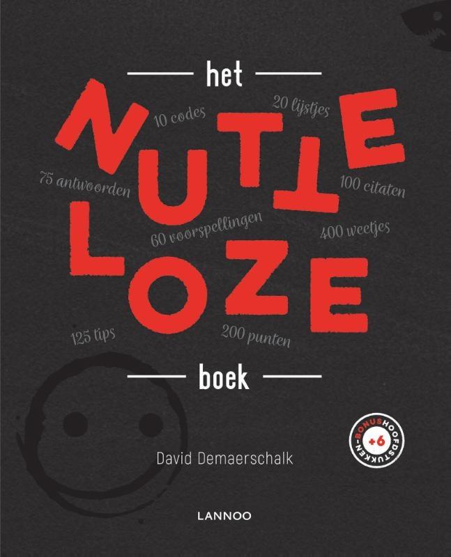 David Demaerschalk,Het nutteloze boek