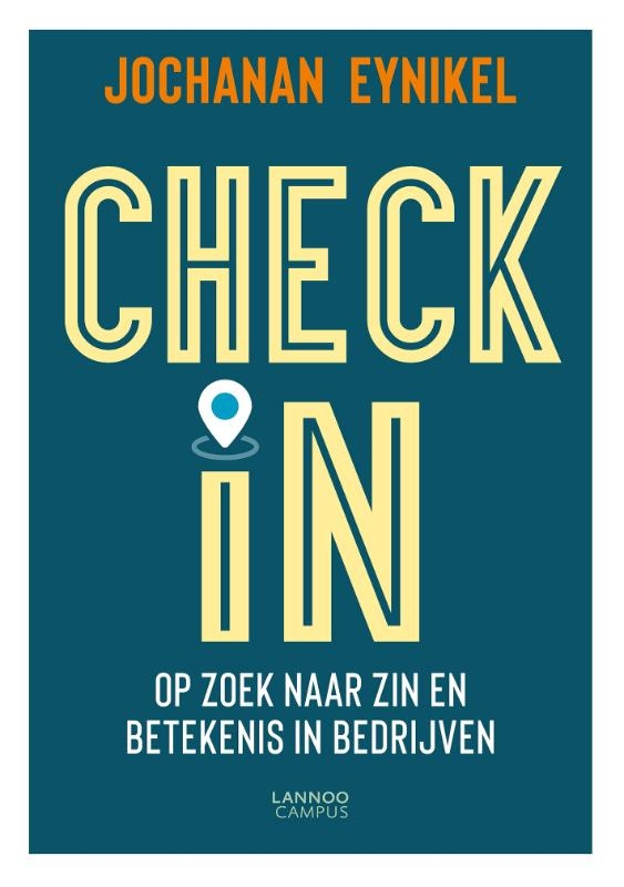 Jochanan Eynikel,Check-In