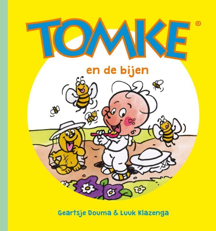 Geartsje Douma,Tomke en de bijen