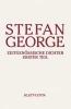 George, Stefan,Zeitgenössische Dichter, Teil I