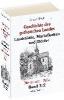 Beck, August,Geschichte des gothaischen Landes. Band III - Landstädte, Marktflecken und Dörfer. - Teil II - Menteroda - Zella (Band 3/2) von August Beck