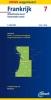 ,ANWB wegenkaart : Frankrijk 7