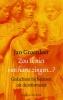 <b>Jan  Groenleer</b>,Zou ik niet van harte zingen...?