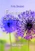 Frits  Deubel,Een hart vol dankbaarheid