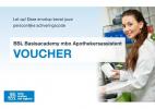 ,Jaarlicentie BSL Basisacademy mbo Apothekersassistent voucher