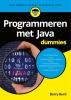 Barry  Burd,Programmeren met Java voor Dummies