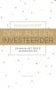 Daan  Muntjewerf,Denk als een investeerder