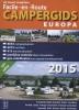 <b>Anne van den Dobbelsteen</b>,Campergids facile-en-route Europa  2015