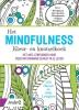 <b>Gil  Hasson, Gilly  Lovegrove</b>,Het Mindfulness kleur- en knutselboek