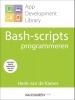Henk van de Kamer ,Bash-scripts programmeren