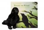 Susanne van der Wouden ,Boom en Kraai inclusief pluche kraai