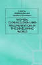 Women, Globalization and Fragmentation in the Developing World