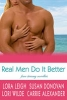 Leigh, Lora,,Real Men Do It Better