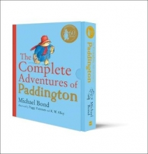 Michael Bond The Complete Adventures of Paddington