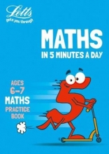 Letts KS1 Letts Maths in 5 Minutes a Day Age 6-7