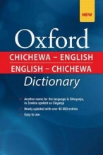Steven Paas Chichewa-English/English-Chichewa Dictionary